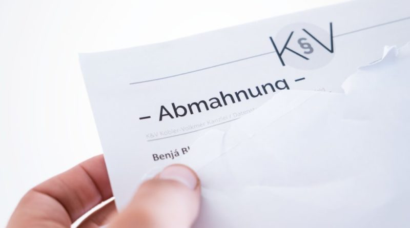 Pierwsze upomnienia (Abmahnung) przez brak rejestracji opakowań w Niemczech!