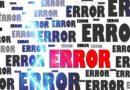 5 najczęściej popełnianych błędów przez sprzedawców na Amazonie!