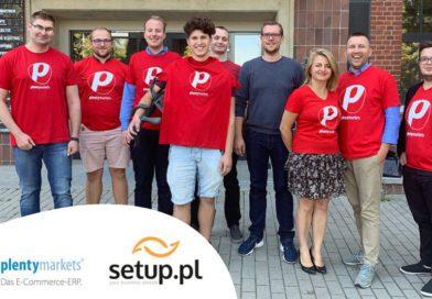 Ekspansja plentymarkets z Setup.pl na polski rynek