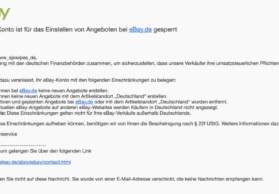 Marketplace zablokował Twoją sprzedaż w Niemczech? Pokażemy, co możesz teraz zrobić!