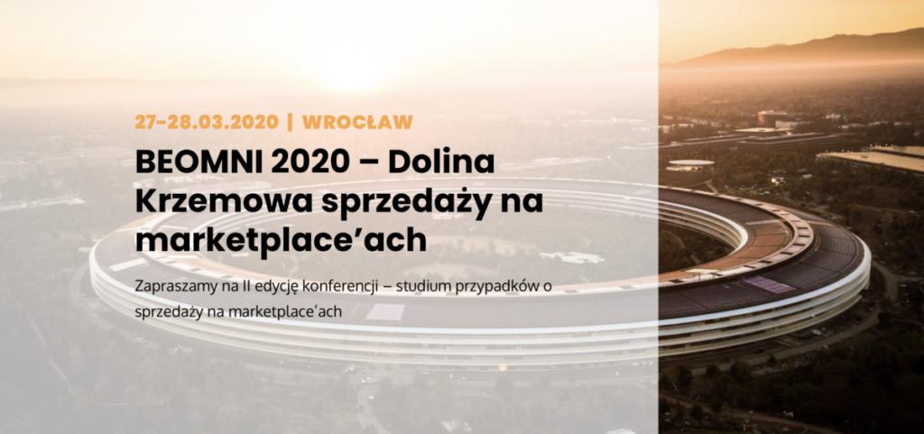 BEOMNI 2020 Conference Konferencja Konferenz E-Commerce Kraków