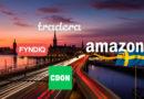 E-commerce w Szwecji – Tradera, CDON, Fyndiq oraz… Amazon.se