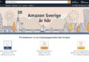 Amazon wystartował w Szwecji: Amazon.se już aktywny